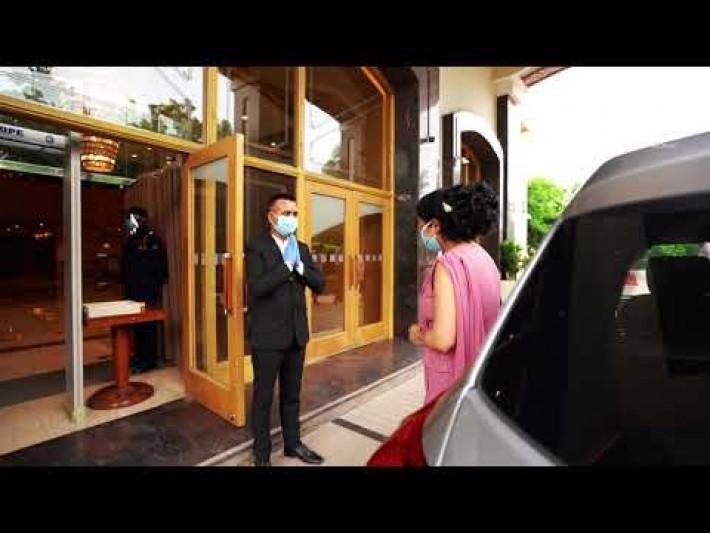 Holiday Inn Agra   IHG clean promise