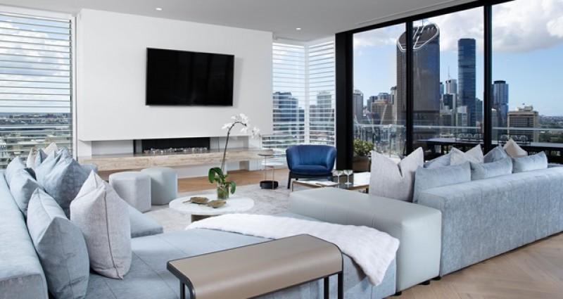 Emporium Hotel unveils huge new penthouse suite Hotel Management
