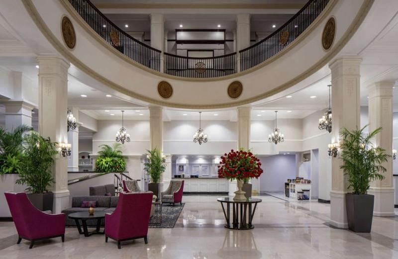 Historic Hilton Garden Inn Jackson Downtown Unveils Renovation – Hospitality Net