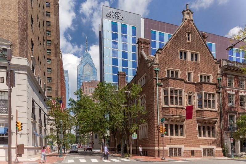 Hyatt Centric Brand Expands to Philadelphia With the Opening of Hyatt Centric Center City Philadelphia