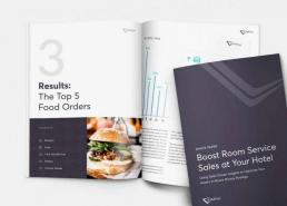 New White Paper Published: Boost Room Service Sales At Your Hotel