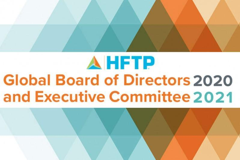 HFTP 2020–2021 Global Executive Committee and Board of Directors Begin Term