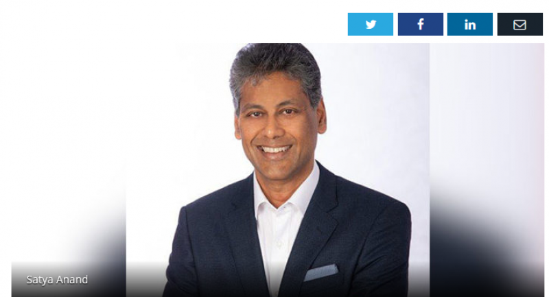 Marriott Promotes Anand to EMEA President