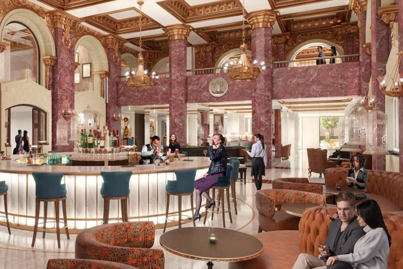 Marriott International luxury brand hotels install Plasma Air technology