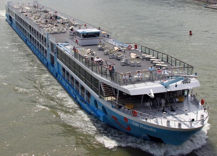 TUI extends suspension of sailings and delays launch of new river ships | Cruise News