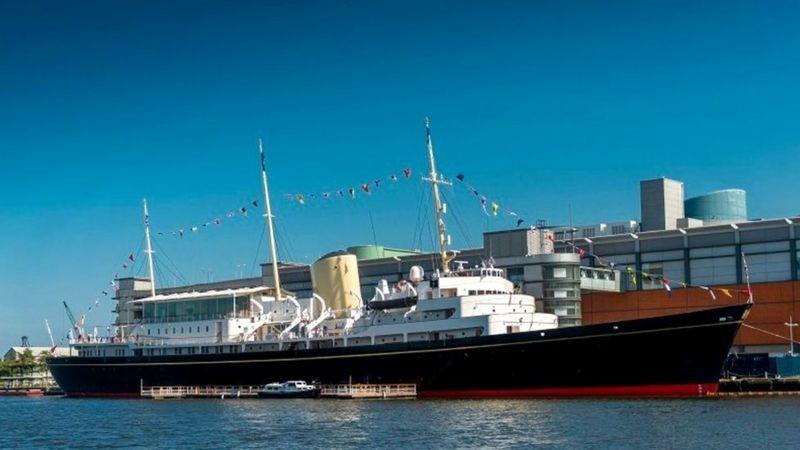 Royal Yacht Britannia in Leith to temporarily close after £2.4m losses