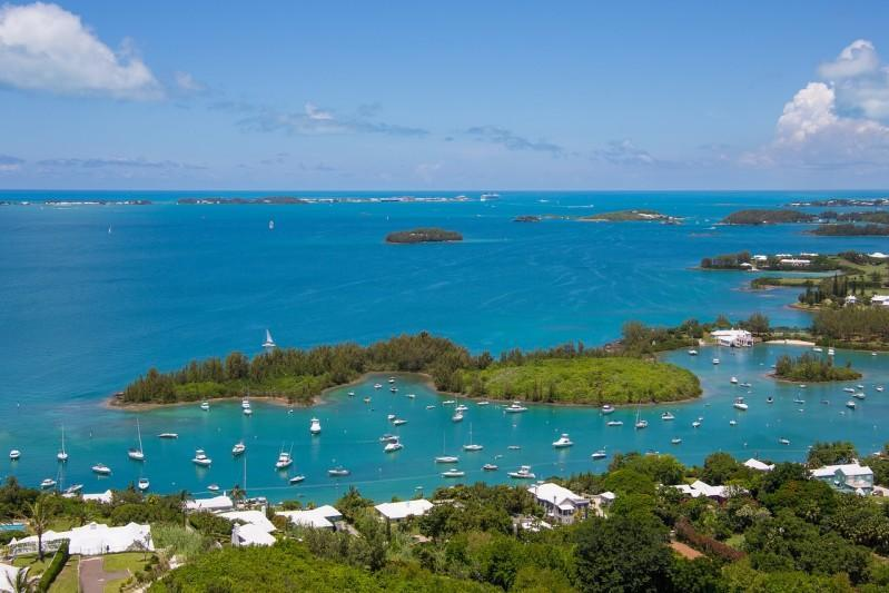 Stay and Work from Bermuda