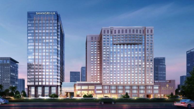 Shangri-La Centre, Wuhan Celebrates Its Soft Opening