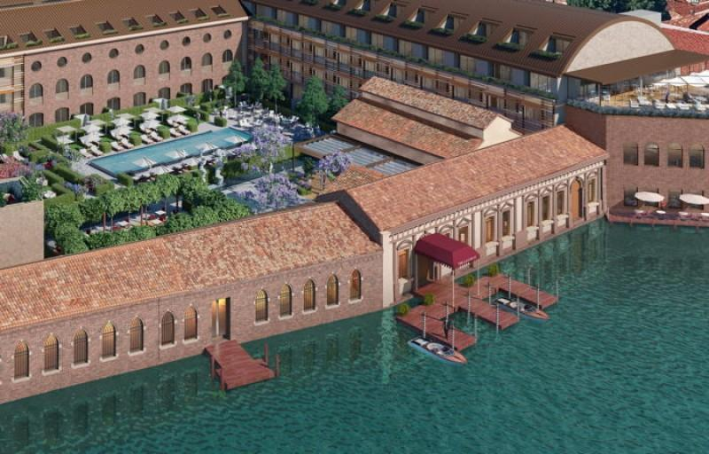 The Langham Venice Hotel To Open In 2023