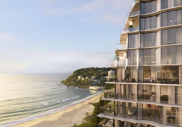 sbe and Accor Announce Mondrian Gold Coast In Australia
