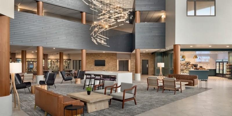 Multimillion-dollar refresh completes at 391-key Radisson hotel