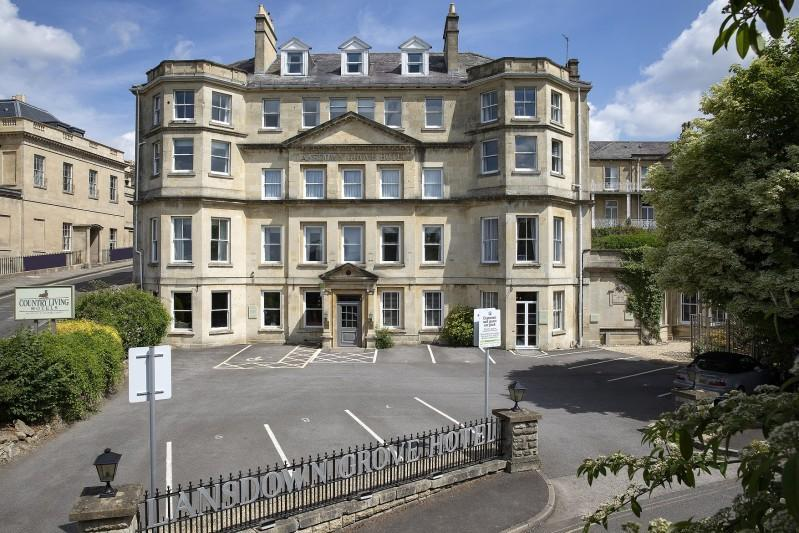 Bath's Lansdown Grove Hotel sold to Axcel Hospitality off £8m guide price