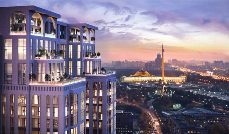 SO/ Moscow Hotel to Open 2023