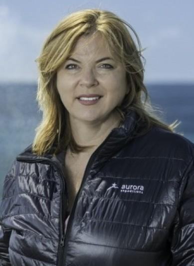 Monique Ponfoort appointed Chief Executive of Aurora Expeditions