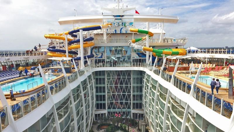 Royal Caribbean opens the door to volunteers for its test sailings