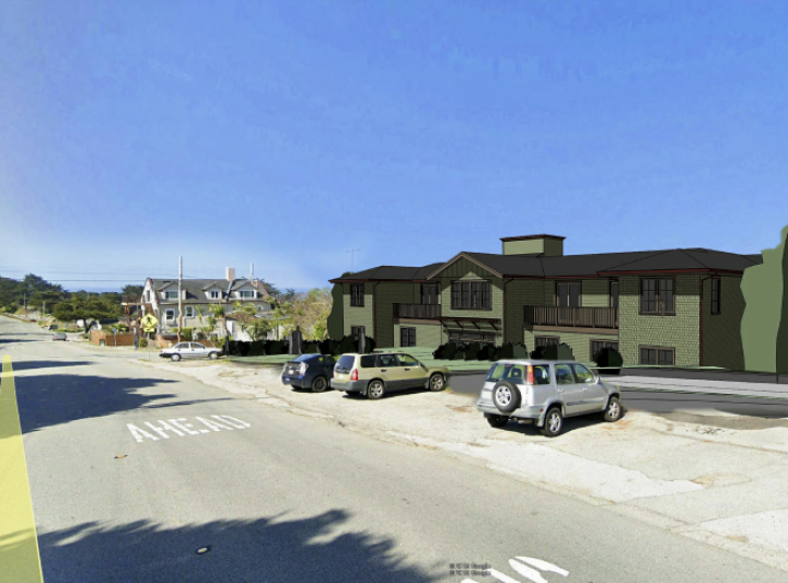 3-story hotel proposed for Montara