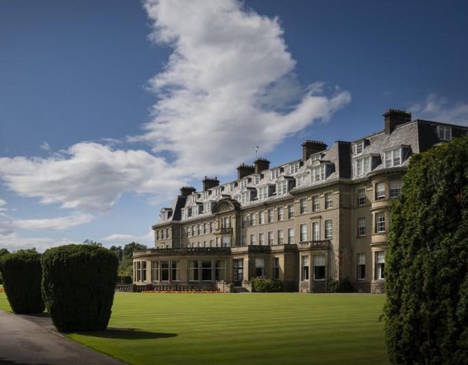 Gleneagles Hotel to close until February