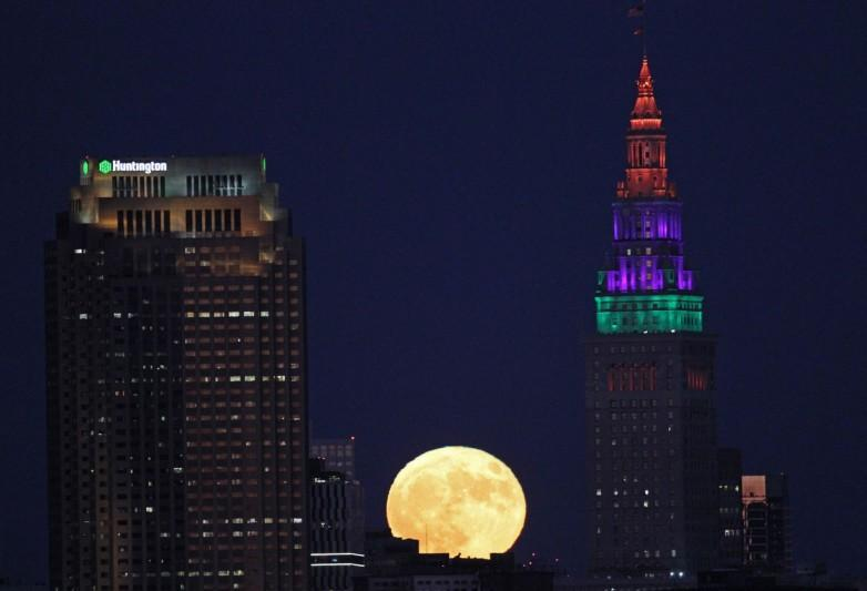 Downtown Cleveland hotels continue to take economic thrashing due to coronavirus, report says
