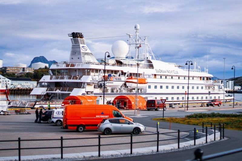 5 passengers test positive for COVID-19 on 1st Caribbean cruise ship to resume sailing