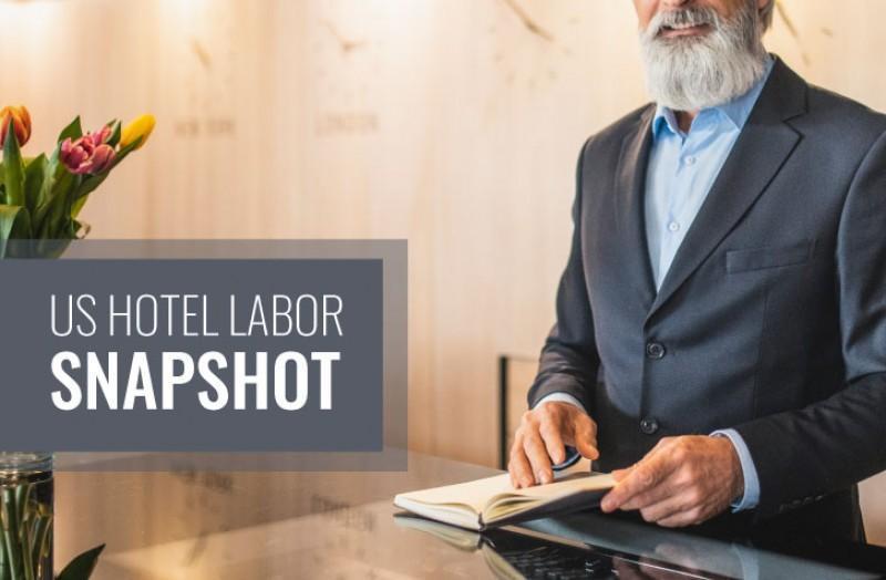 Data indicates pullback of US hotel labor