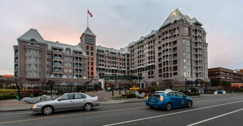 Victoria hotel operating at 10-15% occupancy BC News