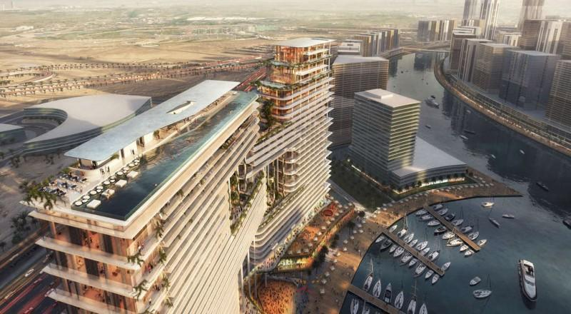 Dorechester announces The Residences, Dorchester Collection, Dubai, slated to open late 2022 – Hospitality Net