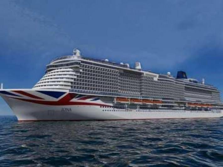 P&O Cruises extends pause in operations until next year
