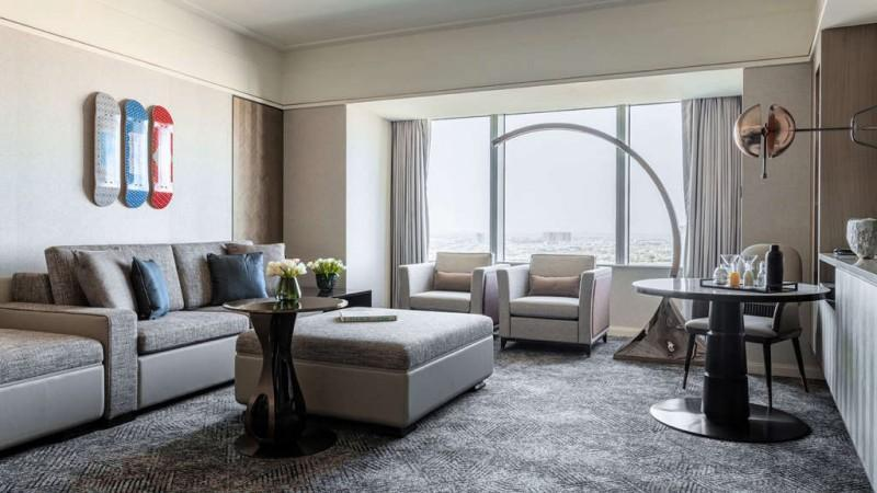 Four Seasons Hotel Riyadh Unveils The First Stage Of Its Renovation Project With Newly Redesigned Rooms And Suites – Hospitality Net
