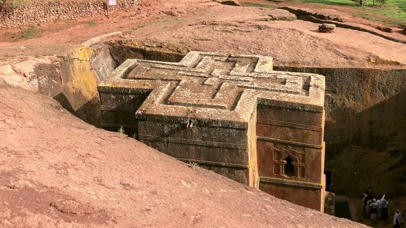 Discovering Ethiopia on foot