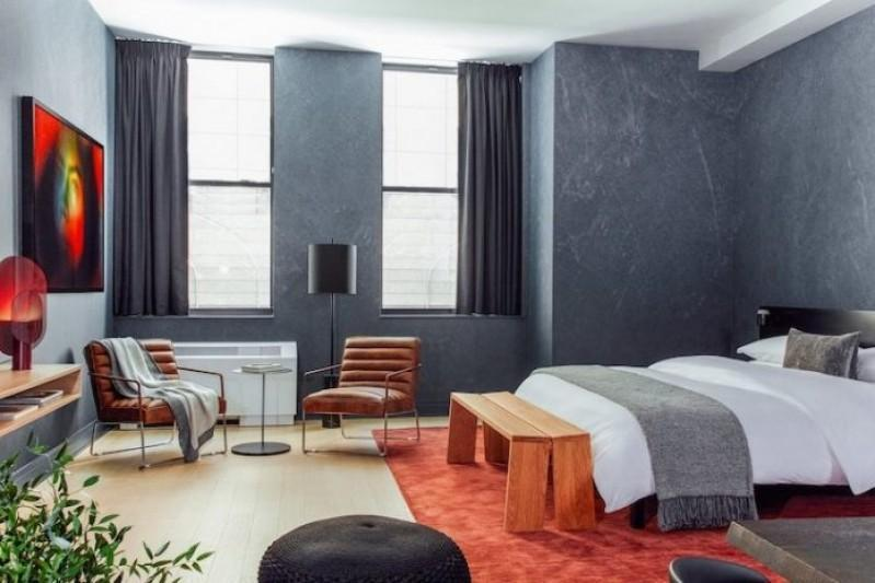Mint House Opens New York City Flagship at 70 Pine Street