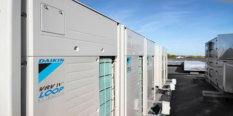 Daikin expands circular economy program: VRV units with reclaimed refrigerant now available across Europe