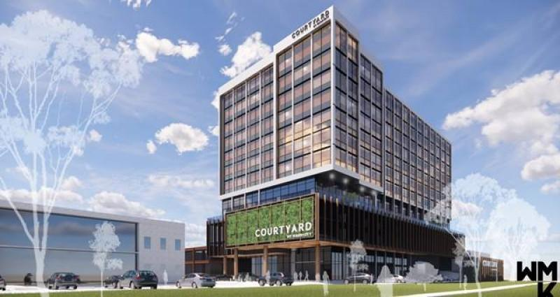 Marriott takes sides in Melbourne with new Courtyard signings Hotel Management