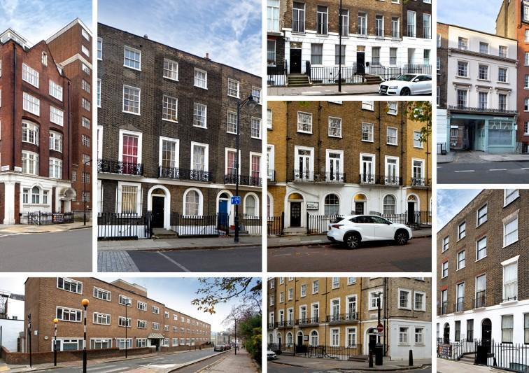 Bloomsbury Portfolio of eight London hotels for sale at £37m