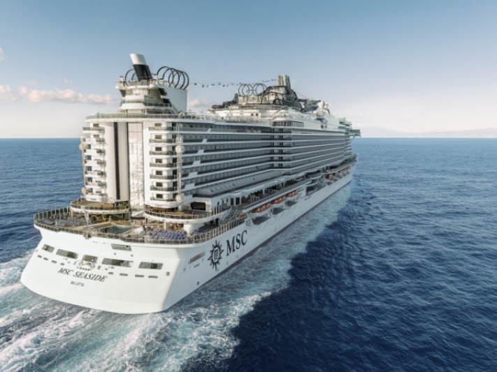 MSC Cruises pauses MSC Grandiosa sailings for Christmas
