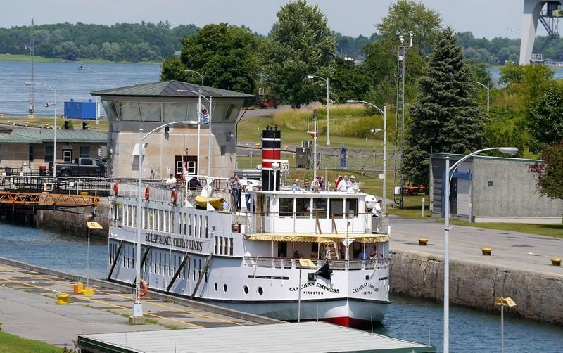 St. Lawrence Cruise Lines Awarded Safe Travel Stamp