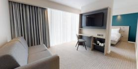 First Hampton by Hilton hotel opens in Manchester