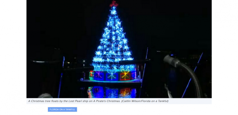 Florida on a Tankful: Set Sail on a Tampa Pirate Christmas Cruise