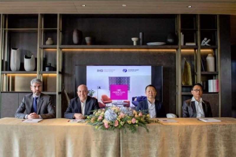 InterContinental Hotels Group to expand Crowne Plaza brand to Thailand