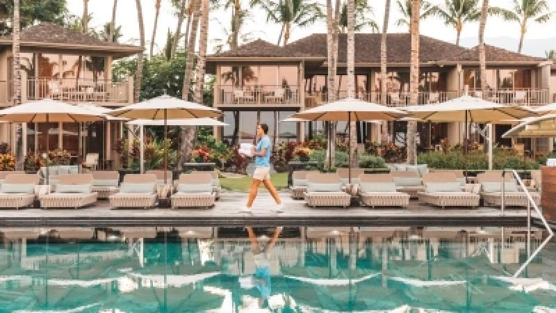 Four Seasons Resort Hualalai Announces Charlie Parker as General Manager
