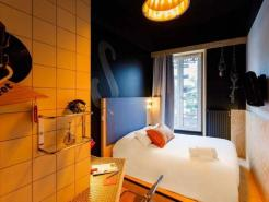 Opening of the greet Hotel Lyon Confluence, an eco-friendly hotel