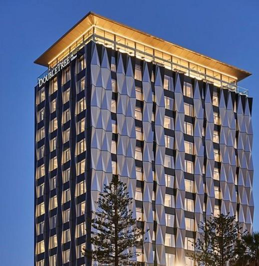DoubleTree by Hilton Perth Waterfront Debuts in Western Australia