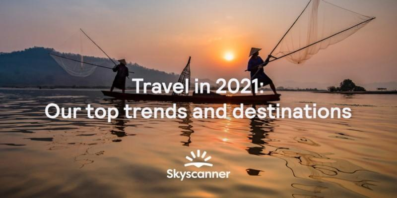 Skyscanner Reveals Top Destinations And Traveler Trends For Americans In 2021