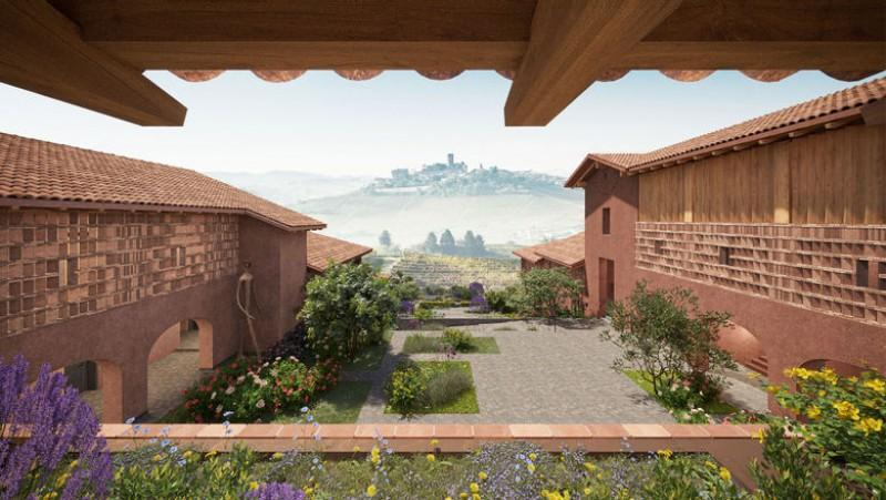 Casa di Langa to open in Italy's Piedmont region