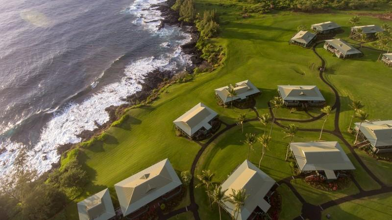 A transitional year for the Hana Maui Resort
