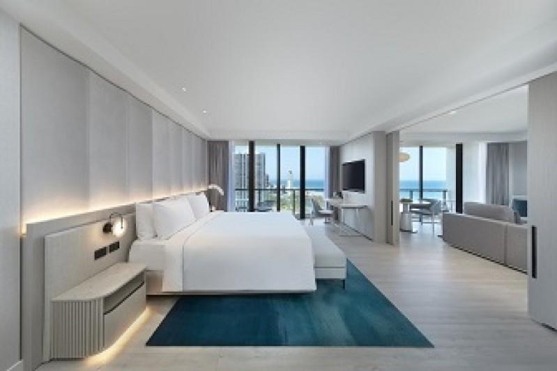 JW Marriott Brand Debuts On Australias Golden Golden Shores With The Opening Of JW Marriott Gold Coast Resort Spa Travel And Tour World