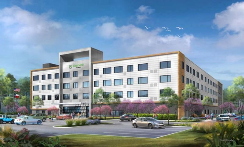 3D Development Partners With Midas Hospitality to Develop Element Hotel in Richardson Texas
