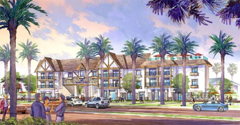 DKN Hotels Opens SpringHill Suites by Marriott in Carlsbad California