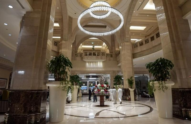 Saudi Mideast hotels record highest occupancy levels since February