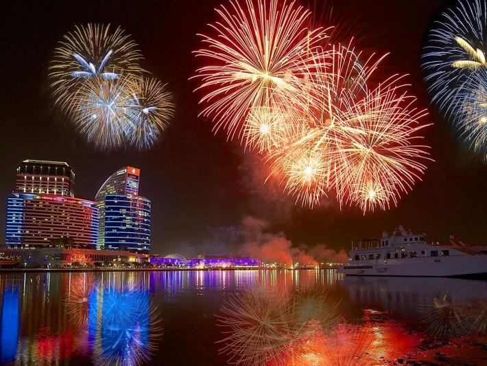 Celebrate New Year in style at InterContinental Hotels in Dubai Festival City