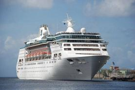 Former Royal Caribbean Ship Empress of the Seas Sold to Indian Startup